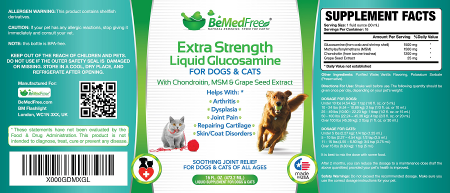Can You Give Glucosamine Chondroitin To Dogs