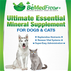 Ultimate Essential Mineral Supplement For Pets