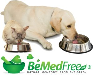 BeMedFree.com® Ultimate Essential Mineral Supplement For Dogs, Cats & Other Pets