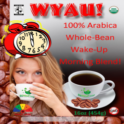 WYAU! Fair Trade Organic Coffee
